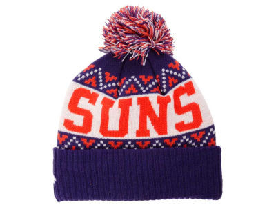 Phoenix Suns NBA HWC Biggest Ugly Knit Hats