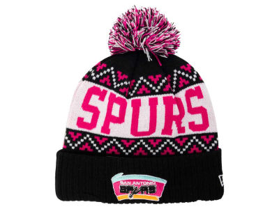 San Antonio Spurs NBA HWC Biggest Ugly Knit Hats