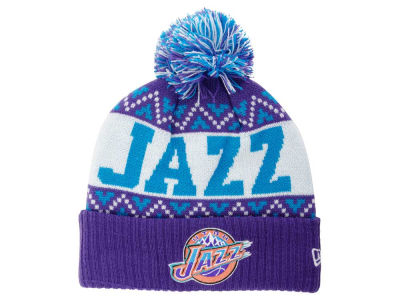 Utah Jazz NBA HWC Biggest Ugly Knit Hats