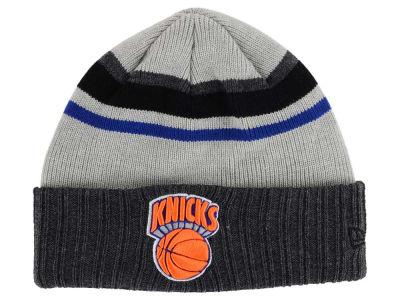 2e36af94dcd New York Knicks New Era NBA HWC Prep Class Beanie Knit