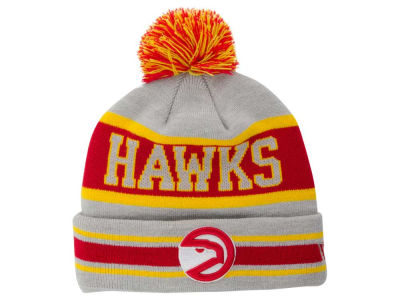 Atlanta Hawks NBA HWC Fashion Biggest Fan Knit Hats