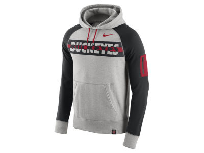 Nike NCAA Men's Stadium Team First Light Weight Pullover Hoodie