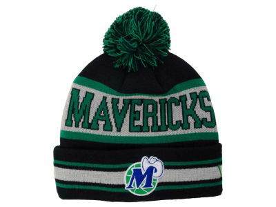 Dallas Mavericks NBA HWC Fashion Biggest Fan Knit Hats