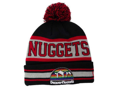 Denver Nuggets NBA HWC Fashion Biggest Fan Knit Hats