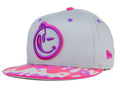 YUMS Classic Outline Meltdown 9FIFTY Snapback Cap Hats