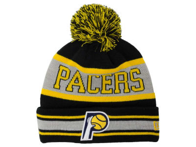 Indiana Pacers NBA HWC Fashion Biggest Fan Knit Hats