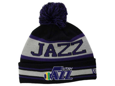 Utah Jazz NBA HWC Fashion Biggest Fan Knit Hats