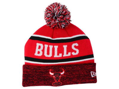 Chicago Bulls NBA HWC Marled Cuff Knit Hats