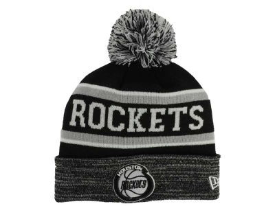 Houston Rockets NBA HWC Marled Cuff Knit Hats