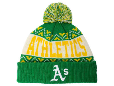 Oakland Athletics MLB Biggest Ugly Knit Hats
