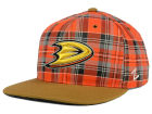 Anaheim Ducks Zephyr NHL Gaelic Snapback Hat Adjustable Hats