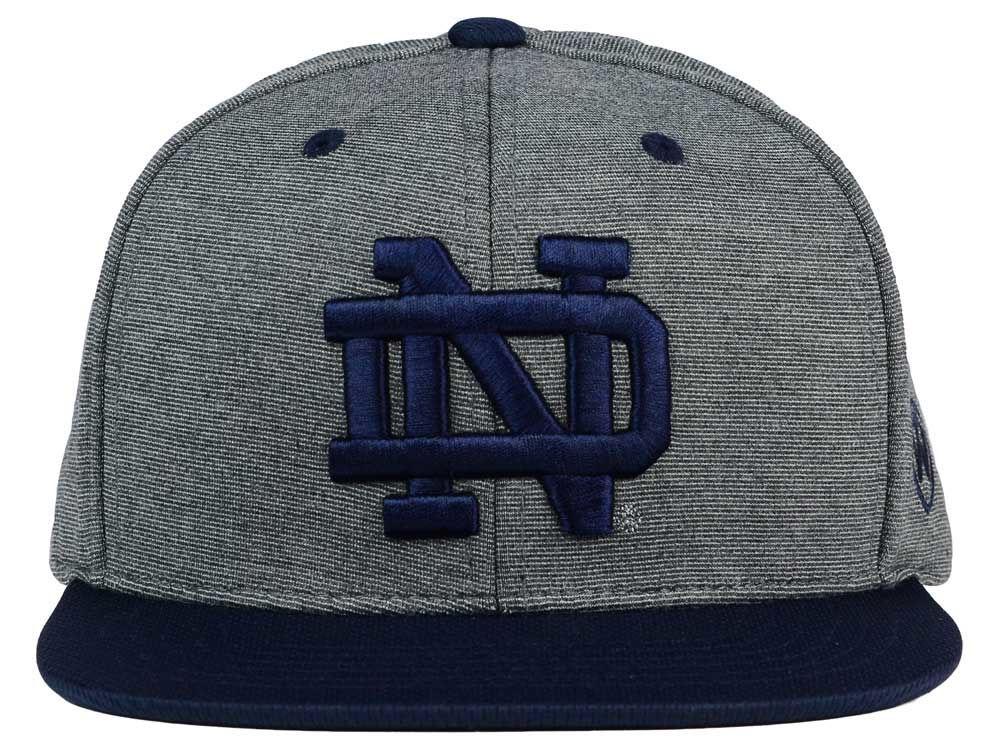 b388f8440e8 85%OFF Notre Dame Fighting Irish Top of the World NCAA New Age Snapback Cap