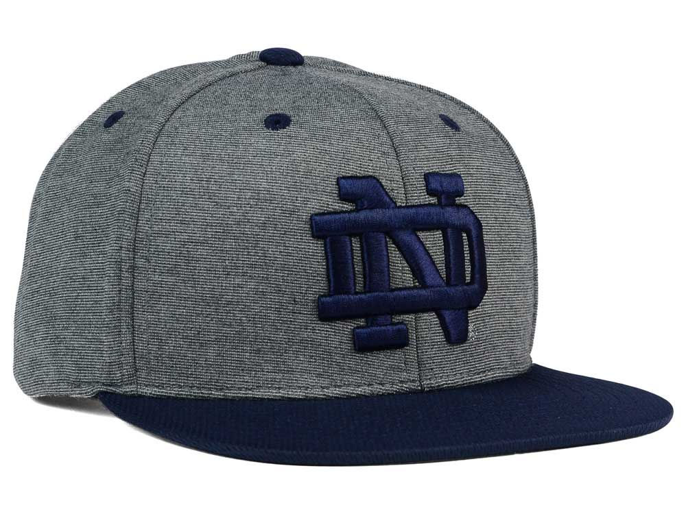 buy online d8ed8 23a00 good Notre Dame Fighting Irish Top of the World NCAA New Age Snapback Cap