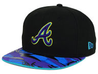 New Era MLB Aqua Hook Vize 9FIFTY Snapback Cap Adjustable Hats