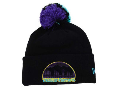 Denver Nuggets NBA HWC Aqua Hook Knit Hats