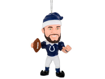 Forever Collectibles Andrew Luck Player Elf Ornament