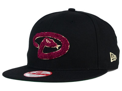 Arizona Diamondbacks MLB The Letter Man 9FIFTY Snapback Cap Hats