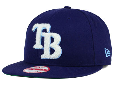 Tampa Bay Rays MLB The Letter Man 9FIFTY Snapback Cap Hats
