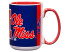 Ole Miss Rebels 15oz Super Fan Inner Color Mug Kitchen & Bar