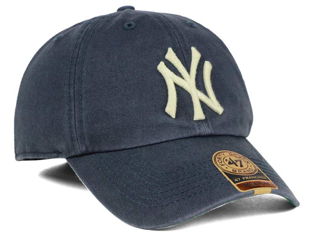 ccdc6a5bb0b ... 50% off best new york yankees 47 mlb vintage 47 franchise cap 66d8c  77a7e
