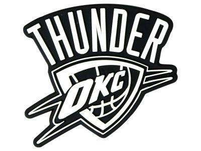 Oklahoma City Thunder Auto Emblem Lids Com