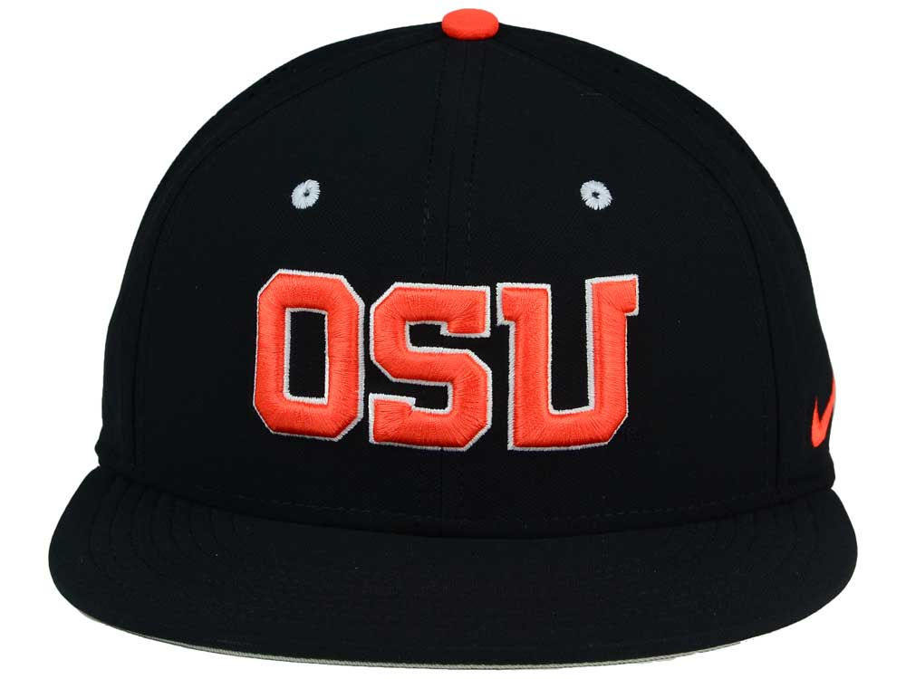 16b876a47f87b ... clearance oregon state beavers nike ncaa true vapor fitted cap cheap  c455c ab390 ...