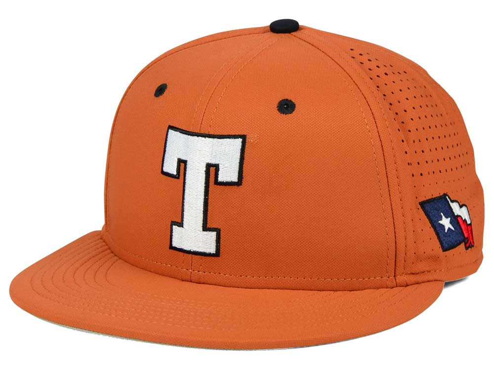 cheap for discount 8f27f e61d5 outlet Texas Longhorns Nike NCAA True Vapor Fitted Cap