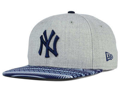 New York Yankees MLB Neon Mashup 9FIFTY Snapback Cap Hats
