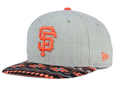 San Francisco Giants MLB Neon Mashup 9FIFTY Snapback Cap Hats