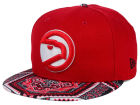 Atlanta Hawks New Era NBA HWC Kaleidovize 9FIFTY Snapback Cap Adjustable Hats