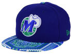 Dallas Mavericks New Era NBA HWC Kaleidovize 9FIFTY Snapback Cap Adjustable Hats