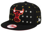 Chicago Bulls New Era NBA HWC Bulls Best Ever Pack 9FIFTY Snapback Cap Adjustable Hats