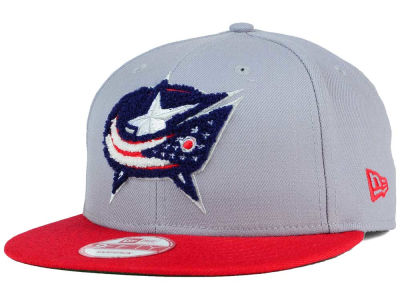 Columbus Blue Jackets NHL The Letter Man 9FIFTY Snapback Cap Hats