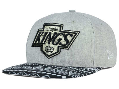Los Angeles Kings NHL Neon Mashup 9FIFTY Snapback Cap Hats