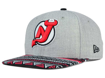 New Jersey Devils NHL Neon Mashup 9FIFTY Snapback Cap Hats