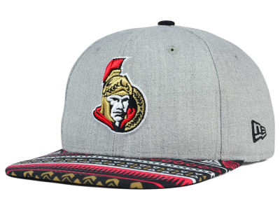 Ottawa Senators NHL Neon Mashup 9FIFTY Snapback Cap Hats