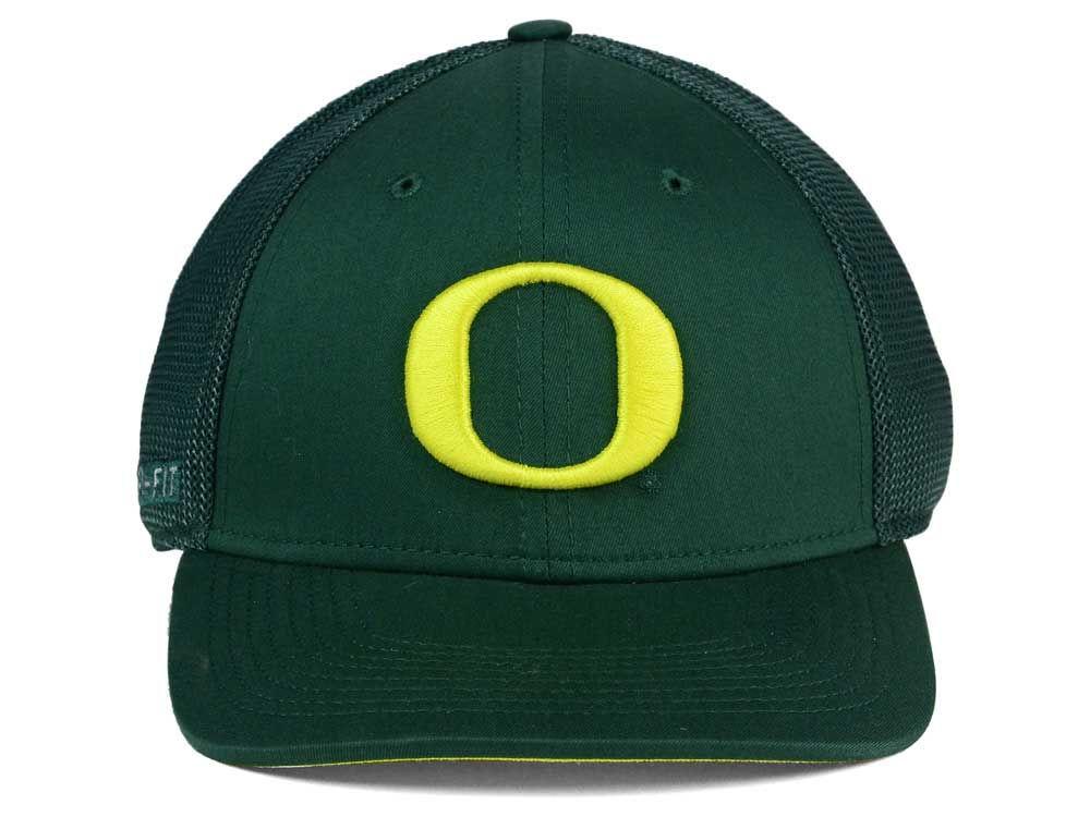 san francisco 0d429 5c055 lovely Oregon Ducks Nike NCAA L91 Mesh Swoosh Flex Cap