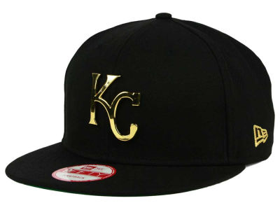 Kansas City Royals MLB League O'Gold 9FIFTY Snapback Cap Hats