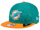 Miami Dolphins New Era NFL Hometown Series Miami 9FIFTY Snapback Cap Adjustable Hats