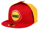 Houston Rockets New Era NBA HWC Team Dog Ear 59FIFTY Cap Fitted Hats