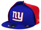 New York Giants New Era NFL Team Dog Ear 59FIFTY Cap Fitted Hats