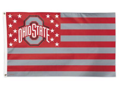 Ohio State Buckeyes 3x5ft Flag Lids Com