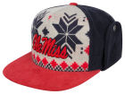 Ole Miss Rebels Top of the World NCAA Ugly Sweater Strapback Cap Adjustable Hats
