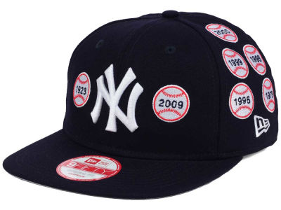 New York Yankees MLB LIDS 20th Anniversary Spike Lee Collection 9FIFTY Snapback Cap Hats