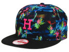 Houston Astros New Era MLB Dark Tropic 9FIFTY Snapback Cap Adjustable Hats