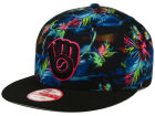 MLB Dark Tropic 9FIFTY Snapback Cap