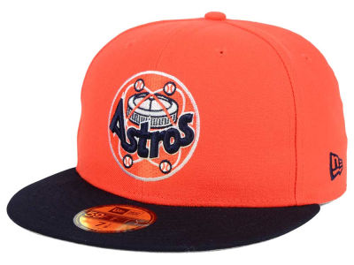 Houston Astros MLB The Playoff Push 59FIFTY Cap Hats
