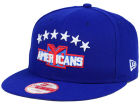New York Americans New Era NHL All Day 9FIFTY Snapback Cap Adjustable Hats