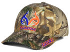 Florida Gators Top of the World NCAA Realtree XB1 Camo Cap Stretch Fitted Hats
