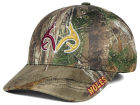 Florida State Seminoles Top of the World NCAA Realtree XB1 Camo Cap Stretch Fitted Hats